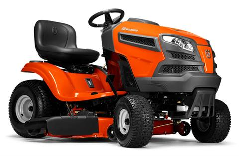 2021 Husqvarna Power Equipment YTH22V46 46 in. Briggs & Stratton Intek 22 hp Lowes in Gaylord, Michigan