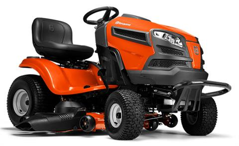 2021 Husqvarna Power Equipment YTH24K48 48 in. Kohler 7000 Series in Gaylord, Michigan