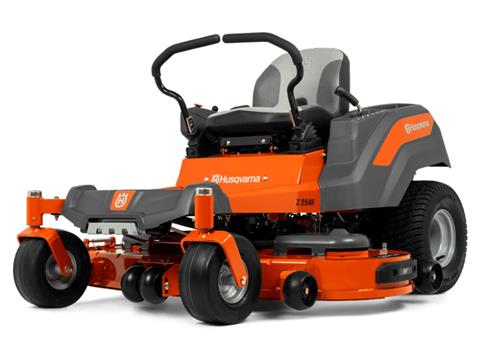 2021 Husqvarna Power Equipment Z254F 54 in. Kawasaki FR Series 23 hp Lowes in Melissa, Texas - Photo 2