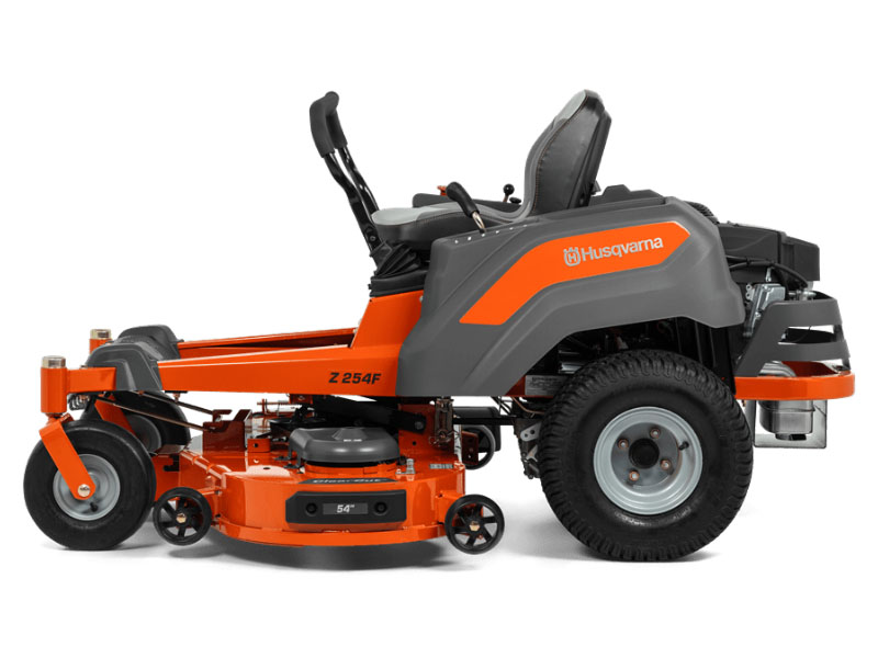2021 Husqvarna Power Equipment Z254F 54 in. Kawasaki FR Series 23 hp Lowes in Melissa, Texas - Photo 3