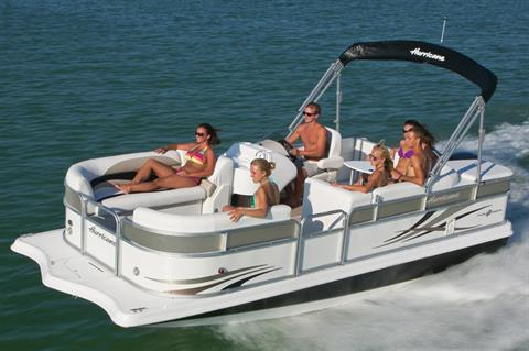 2017 Hurricane FunDeck 216 OB in Lake City, Florida