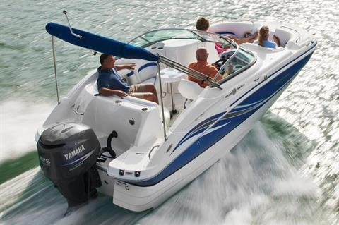2017 Hurricane SunDeck 2000 OB in Lake City, Florida