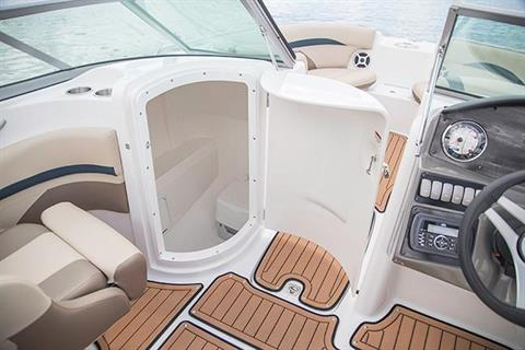 2017 Hurricane SunDeck 2200 DC OB in Bridgeport, New York