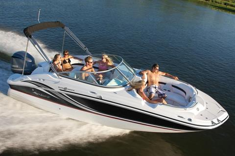 2017 Hurricane SunDeck 2200 OB in Lewisville, Texas