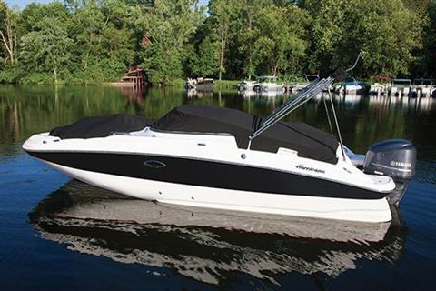 2017 Hurricane SunDeck 2400 OB in Lake City, Florida