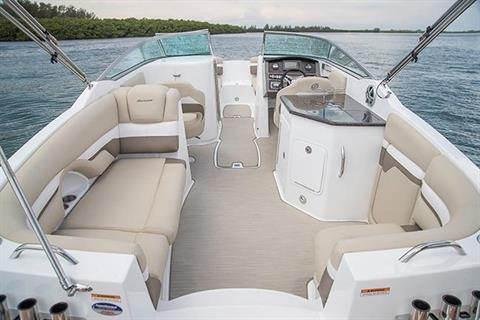 2017 Hurricane SunDeck 2690 OB in Lewisville, Texas