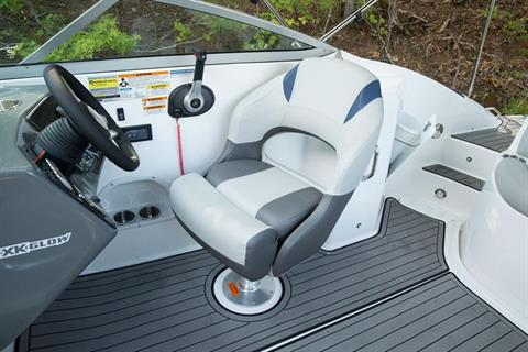 2018 Hurricane SunDeck 2400 IO in Bridgeport, New York - Photo 8