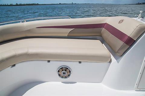 2018 Hurricane SunDeck Sport 201 IO in Kalamazoo, Michigan