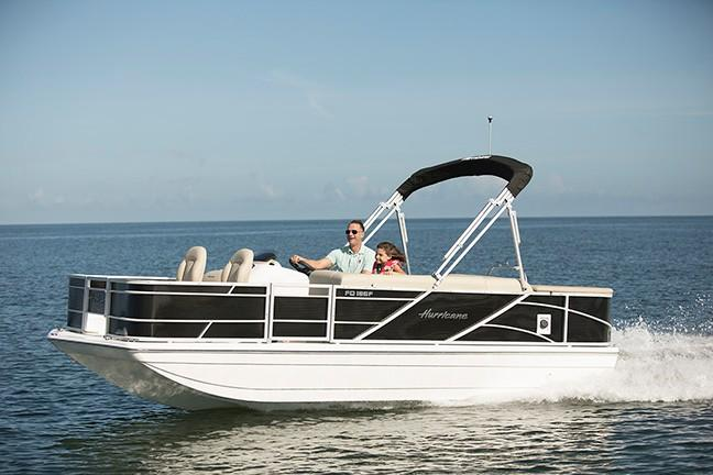 2018 Hurricane FunDeck 196F OB in Niceville, Florida