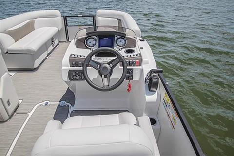 2018 Hurricane FunDeck 216 OB in Lewisville, Texas