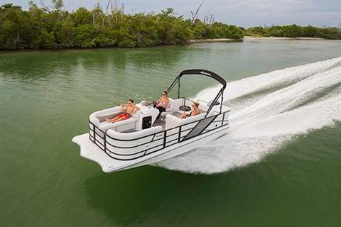 2018 Hurricane FunDeck 216 OB in Lewisville, Texas - Photo 2