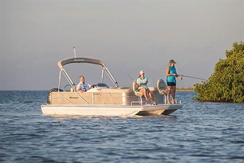 2018 Hurricane FunDeck 226F OB in Lake City, Florida