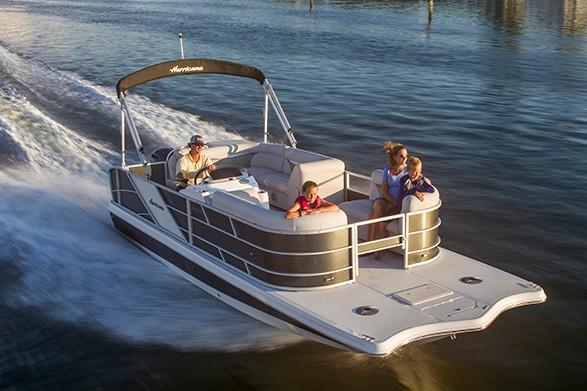 2018 Hurricane FunDeck 236F OB in Niceville, Florida