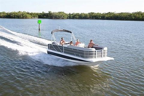2018 Hurricane FunDeck 236 OB in Lewisville, Texas - Photo 1