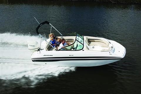2018 Hurricane SunDeck 187 OB in Lake City, Florida