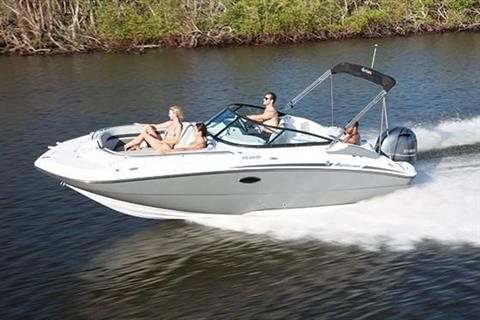 2018 Hurricane SunDeck 2200 OB in Lake City, Florida
