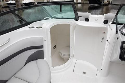 2018 Hurricane SunDeck 2200 OB in Lewisville, Texas