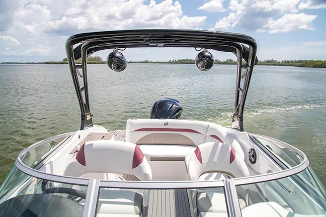 2018 Hurricane SunDeck 2400 OB in Lewisville, Texas - Photo 3