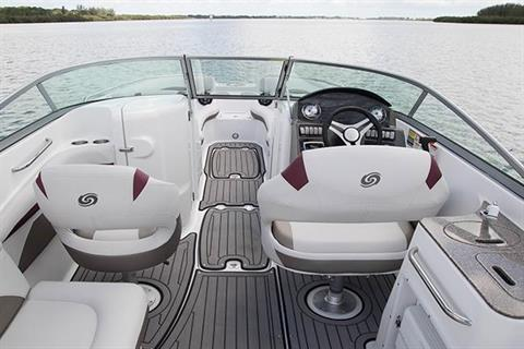 2018 Hurricane SunDeck 2400 OB in Lewisville, Texas - Photo 5