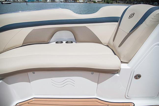 2018 Hurricane SunDeck 2400 OB in Lewisville, Texas - Photo 8