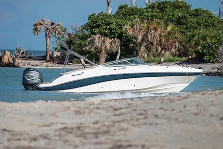 2018 Hurricane SunDeck 2690 OB in Bridgeport, New York - Photo 4