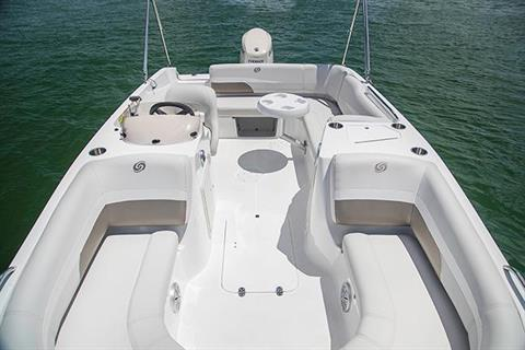 2018 Hurricane SunDeck Sport 188 OB in Bridgeport, New York