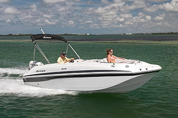 2018 Hurricane SunDeck Sport 188 OB in Bridgeport, New York - Photo 3