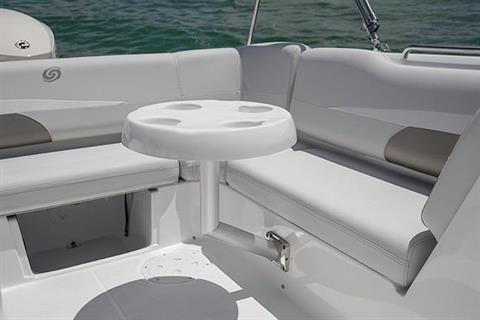 2018 Hurricane SunDeck Sport 188 OB in Bridgeport, New York - Photo 6