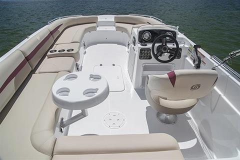 2018 Hurricane SunDeck Sport 201 OB in Ontario, California