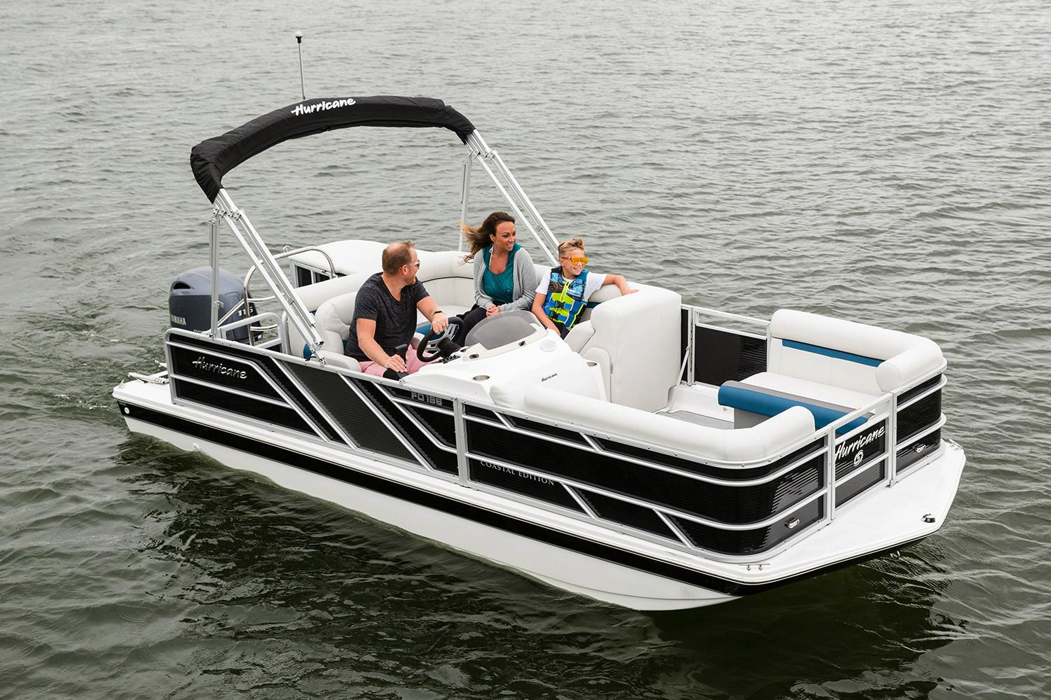 2019 Hurricane FunDeck 196 OB in Lake City, Florida - Photo 1