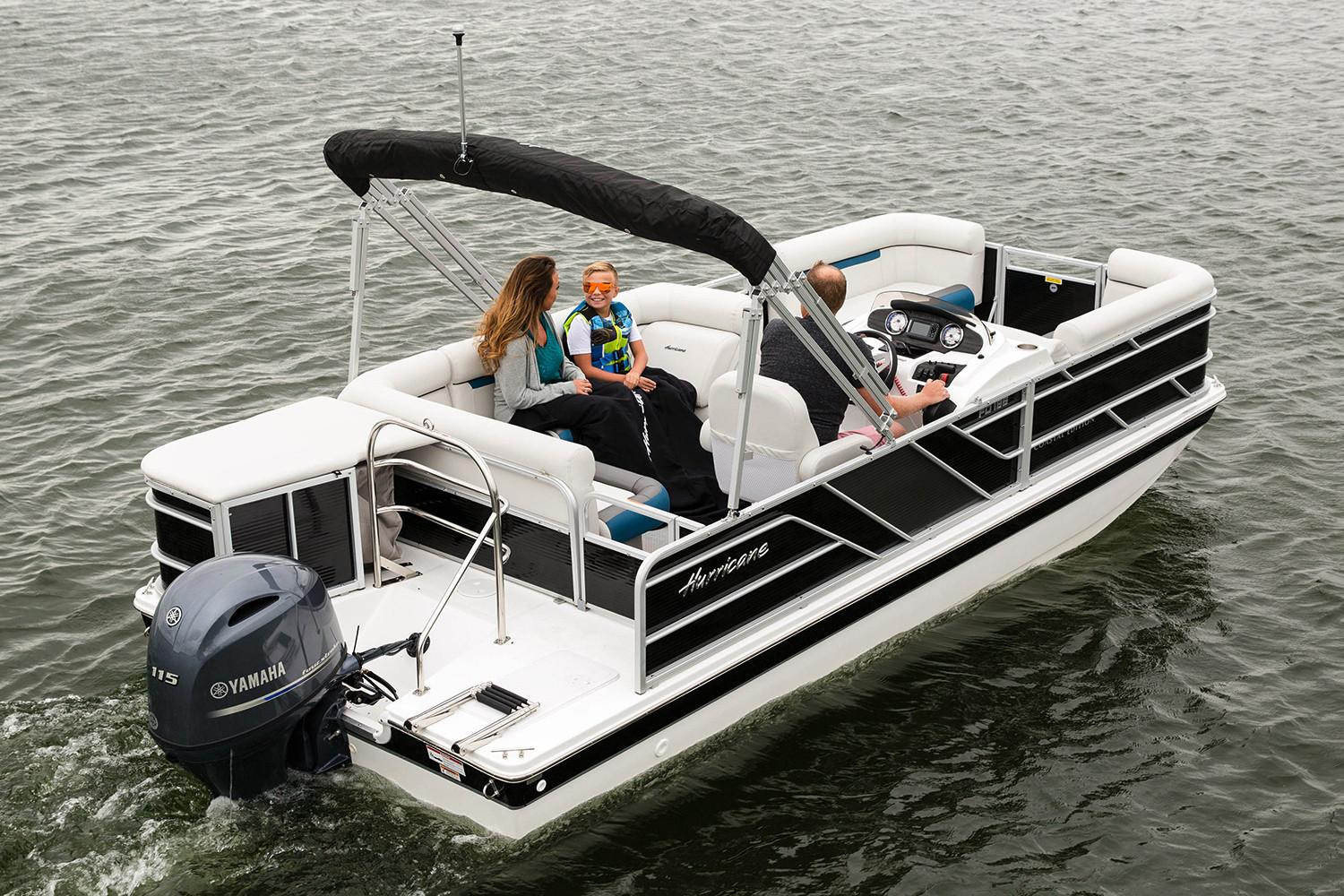 2019 Hurricane FunDeck 196 OB in Lake City, Florida - Photo 2