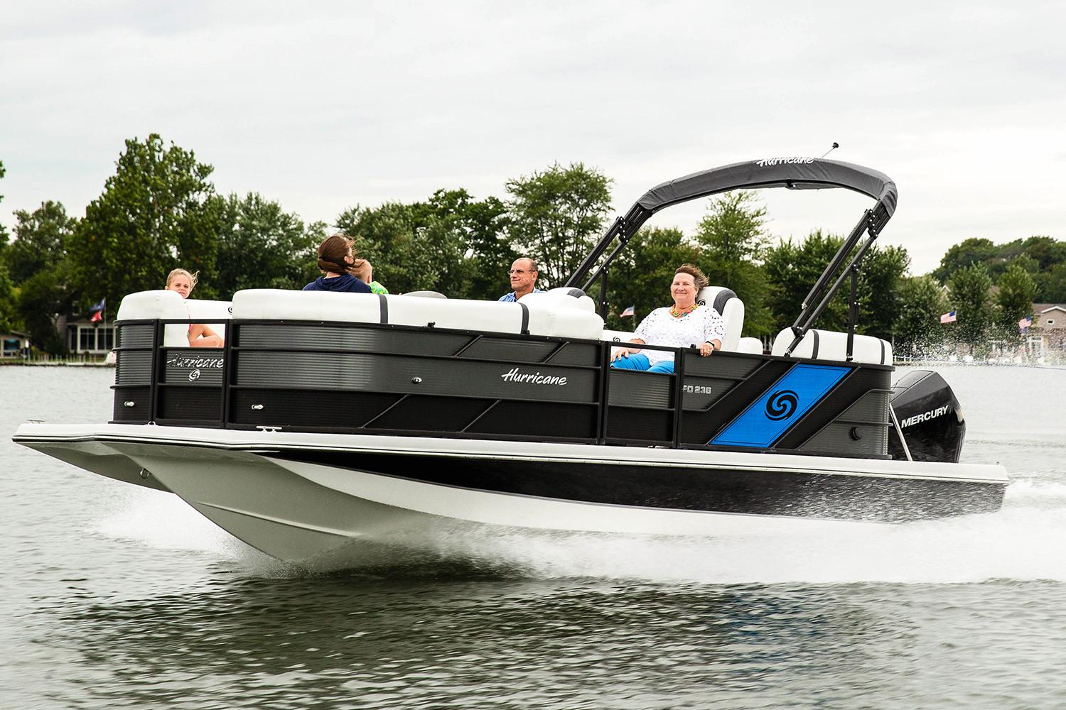 2019 Hurricane FunDeck 236 OB in Lafayette, Louisiana
