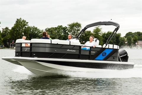 2019 Hurricane FunDeck 236 OB in Lewisville, Texas