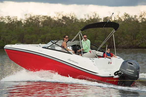 2019 Hurricane SunDeck 191 OB in Bridgeport, New York
