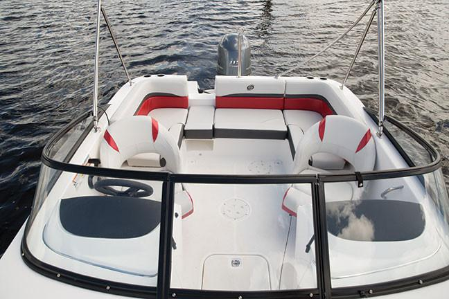 2019 Hurricane SunDeck 191 OB in Lewisville, Texas - Photo 5