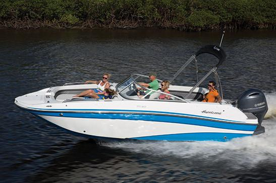 2019 Hurricane SunDeck 217 OB in Lake City, Florida - Photo 1