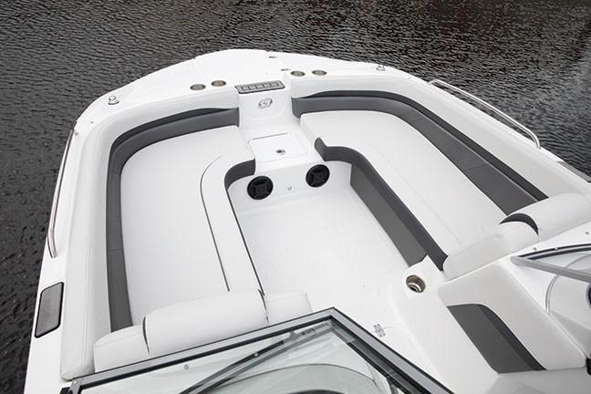 2019 Hurricane SunDeck 217 OB in Lake City, Florida - Photo 3