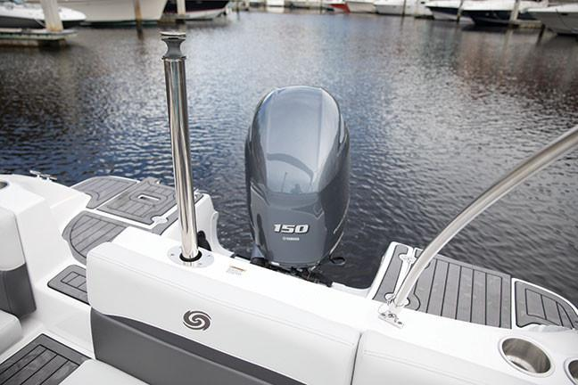 2019 Hurricane SunDeck 217 OB in Lake City, Florida - Photo 8