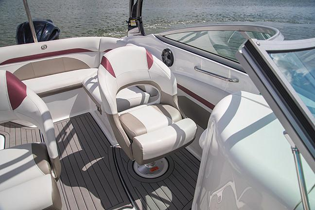 2019 Hurricane SunDeck 2400 OB in Lafayette, Louisiana - Photo 7