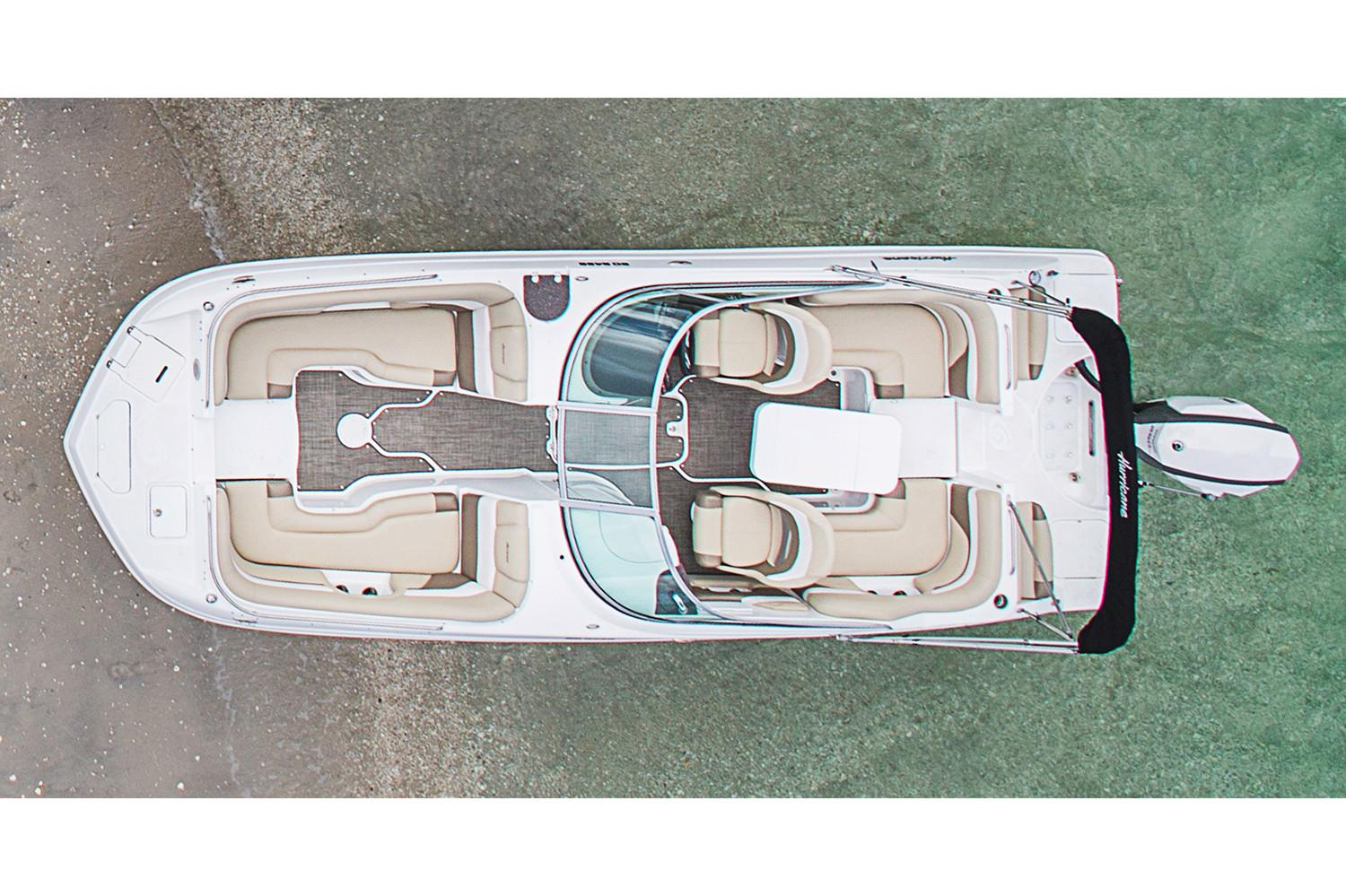2019 Hurricane SunDeck 2486 OB in Lake City, Florida - Photo 3