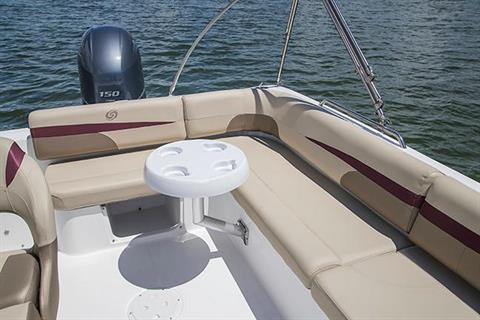 2019 Hurricane SunDeck Sport 201 OB in Lake City, Florida - Photo 7