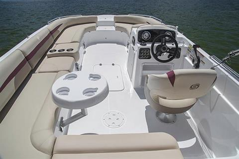 2019 Hurricane SunDeck Sport 201 OB in Lake City, Florida - Photo 6