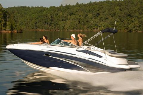 2021 Hurricane SunDeck 2400 IO in Kenner, Louisiana - Photo 2