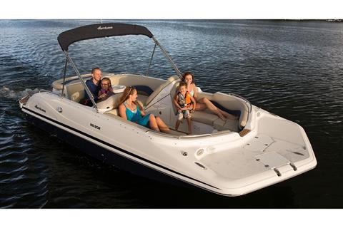 2021 Hurricane SunDeck Sport 202 IO in Lafayette, Louisiana - Photo 1