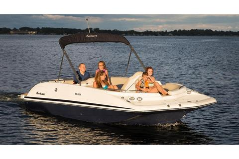 2021 Hurricane SunDeck Sport 202 IO in Lafayette, Louisiana - Photo 2