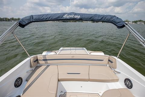 2021 Hurricane SunDeck Sport 205 IO in Kenner, Louisiana - Photo 6