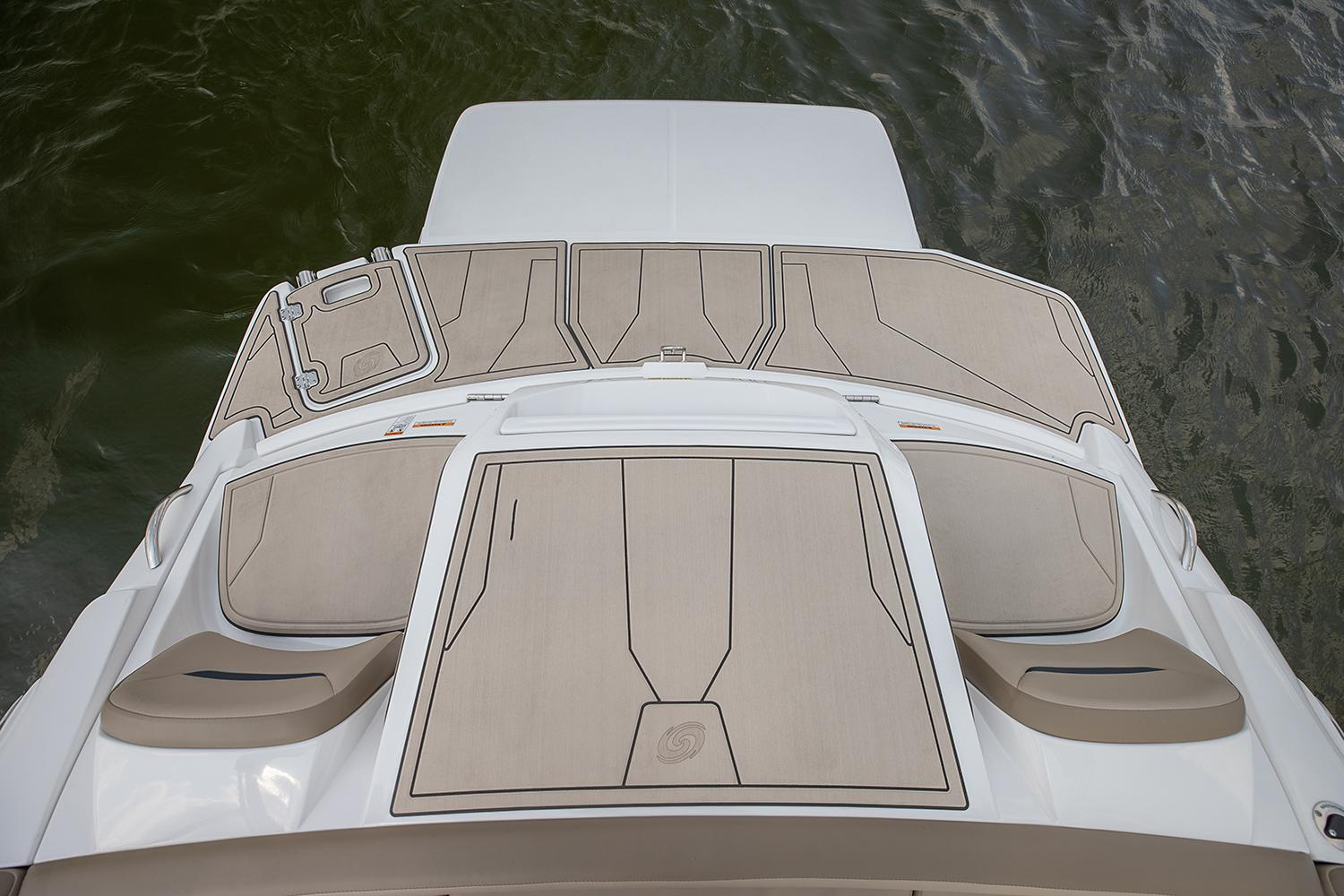 2021 Hurricane SunDeck Sport 205 IO in Lafayette, Louisiana - Photo 9