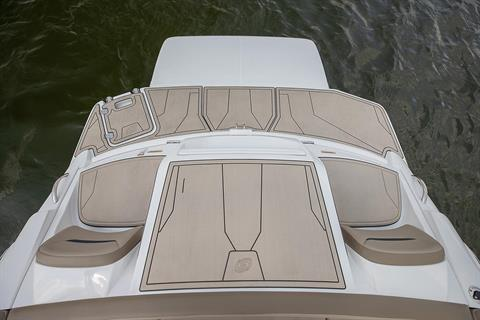 2021 Hurricane SunDeck Sport 205 IO in Kenner, Louisiana - Photo 9