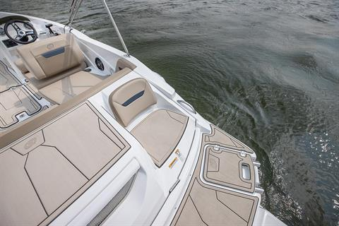 2021 Hurricane SunDeck Sport 205 IO in Lafayette, Louisiana - Photo 10