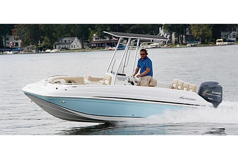 2021 Hurricane Center Console 19 OB in Lafayette, Louisiana - Photo 1